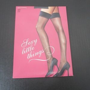 Victoria's Secret Sexy Thigh High Stockings B
